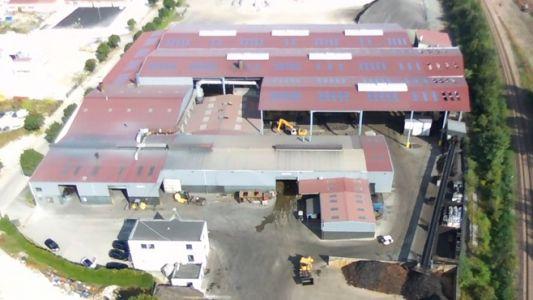Nouveau bâtiment de 10.000 m²